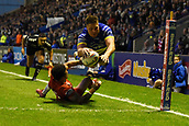 2019 Betfred Super League Rugby Warrington Wolves v London Broncos Apr 5th