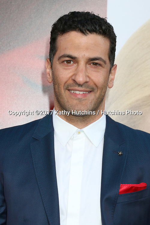 "LOS ANGELES - APR 18:  Simon Kassianides at the ""Unforgettable"" Premiere at TCL Chinese Theater IMAX on April 18, 2017 in Los Angeles, CA"