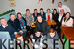 50th Birthday : Michael Murnane, Lixnaw celebrating his 50th birthday with family & friends at Parkers bar, Kilflynn on Saturady night last.