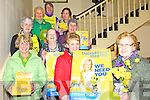 FLOWER POWER: Fundraisers for the annual Daffodil Day in Listowel, front l-r: Mary Hartney, Maeve O'Brien, Julie Gleeson, Mary Keogh. Back l-r: Judie McMahon, Mary Wall, Mary Horgan, Kay Hanley, Marie Kindelan.