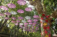 Riviera Adriatica, Bellaria, ombrelli, notte rosa,