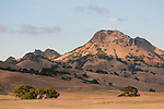 South Butte in the Sutter Buttes of California's Sacramento Valley.