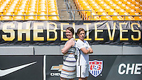 USWNT SheBelieves, August 15, 2015