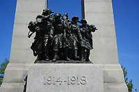 Ottawa (ON) CANADA - Mai 21, 2012 --  War Monument