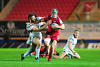 2018 12 07 Scarlets V Ulster Rugby, Champions Cup, Parc Y Scarlets, Llanelli, Wales, UK.