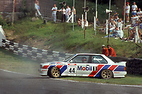 Round 10 of the 1991 British Touring Car Championship. #44 Steve Soper (GB). BMW Team Finance. BMW M3.
