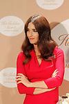 Spanish actress Paz Vega attends the presentation of the perfume 'Her Golden Secret'. September 10, 2013. (ALTERPHOTOS/Acero)