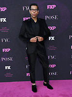 "09 August 2019 - West Hollywood, California - Steven Canals. Red Carpet Event For FX's ""Pose"" held at Pacific Design Center.   <br /> CAP/ADM/BT<br /> ©BT/ADM/Capital Pictures"