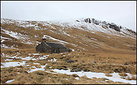 BNPS.co.uk (01202 558833)<br /> Pic: GeoffAllan/BNPS<br /> <br /> One of the most secluded bothies in the Highlands is located at Glenbeg.<br /> <br /> Views with rooms. - New book reveals the remote 'bothies' that lie hidden in some of Britain's most spectacular locations.<br /> <br /> Nestled away in the beautiful remote wilderness of Scotland are a network of secluded mountain huts - known as bothies - where walkers can stay the night before heading to pastures new.<br /> <br /> What is so special about these quaint outposts in some of the most idyllic and untouched landscapes north of the border is that they are completely free to use.<br /> <br /> As a result, the location of many bothies has been a closely guarded secret with visitor centres reluctant to advertise their whereabouts for fear they become overcrowded.<br /> <br /> But in his new book, The Scottish Bothy Bible, author and photographer Geoff Allan has listed more than 80 of them in a bid to make them known to a wider audience.