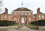 Antrobus House, Amesbury, Wiltshire, England, UK