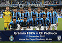 Soccer: FIFA Club World Cup UAE 2017: Gremio 1-0 Pachuca