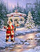 Dona Gelsinger, CHRISTMAS SANTA, SNOWMAN, WEIHNACHTSMÄNNER, SCHNEEMÄNNER, PAPÁ NOEL, MUÑECOS DE NIEVE, paintings+++++,USGE1515,#x#