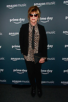 NEW YORK, NY - JULY 10: Caroline Aaron at Amazon's Prime Day Concert at Hammerstein Ballroom  on July 10, 2019 in New York City.<br /> CAP/MPI/DC<br /> ©DC/MPI/Capital Pictures