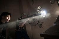 SYRIA: THE BATTLE FOR  ALEPPO V (2013)