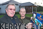 PARISH DIRECTORY: Fr Tom Looney and John Moriarty with the new Kilcummin Parish Directory, which is now available. .
