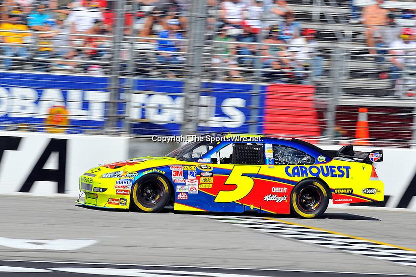 Mar 08, 2009; 2:22:26 PM; Hampton, GA, USA; NASCAR Sprint Cup Series race for the Kobalt Tools 500 at the Atlanta Motor Speedway.  Mandatory Credit: (thesportswire.net)