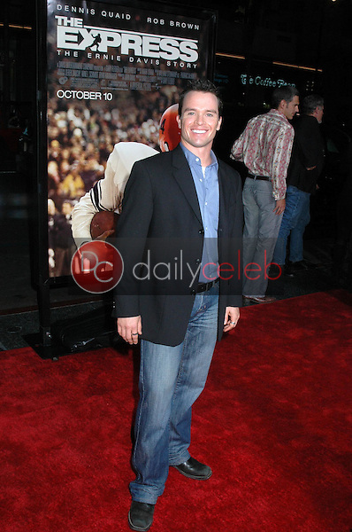 McKay Stewart<br />at the Los Angeles premiere of 'The Express'. Grauman's Chinese Theatre, Hollywood, CA. 09-25-08<br />Dave Edwards/DailyCeleb.com 818-249-4998