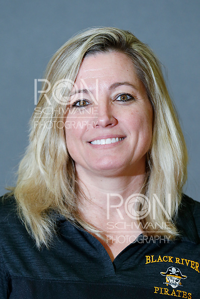 2018 Black River Girls Track - Coach Colleen Lahood
