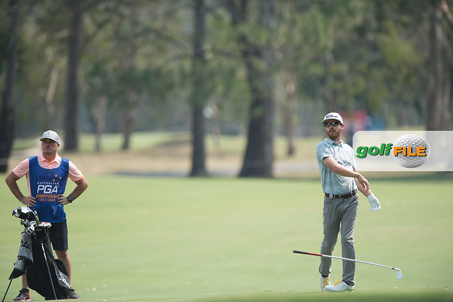 Nick Flanagan (NZL) during the final round of the Australian PGA Championship, Royal Pines Resort Golf Course, Benowa, Queensland, Australia. 02/12/2018<br /> Picture: Golffile | Anthony Powter<br /> <br /> <br /> All photo usage must carry mandatory copyright credit (© Golffile | Anthony Powter)