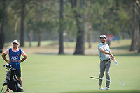 Nick Flanagan (NZL) during the final round of the Australian PGA Championship, Royal Pines Resort Golf Course, Benowa, Queensland, Australia. 02/12/2018<br /> Picture: Golffile | Anthony Powter<br /> <br /> <br /> All photo usage must carry mandatory copyright credit (&copy; Golffile | Anthony Powter)