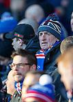 02.02.2019: Rangers v St Mirren: Rangers fans
