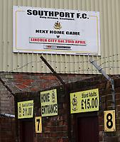 170429 Southport v Lincoln City