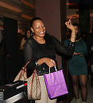Tammi Butler holds winning raffle ticket for the Sling Box at Beauty and the Beat Vol 2: Heroines for Haiti Hosted by Actress Bobbi Baker-James With DJ Jon Quick Select, The Hip Hop Loves Foundation and Love No Limit Honoring Model Maya Haile, Doris Haircare CEO Marlene Duperley, JRT Multimedia LLC Founder Jocelyn Taylor, Lamb to a Lion Productions CEO Setor Attipoe, Wagner Wolf Publishing CEO and Author Shermian P. Daniel, MD, Cute Beltz Clothing Company Owner Kristen Stevens, Johnny Vincent Swimwear Owner and Chief Designer Celeste Johnny and Visual Artist and Hip Hop Loves Boxing Programs in NYC and LA Founder Vanessa Chakour - Music by DJ Vidal, DJ CEO and DJ Jon Quick Held at Cielo, New York 3/25/2011