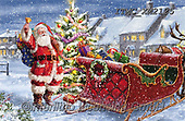 Marcello, CHRISTMAS SANTA, SNOWMAN, WEIHNACHTSMÄNNER, SCHNEEMÄNNER, PAPÁ NOEL, MUÑECOS DE NIEVE, paintings+++++,ITMCXM2125,#x#