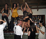 Cipriani dancing w waitress 01/ 29/2007