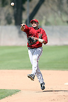 Gerson Montilla, Arizona Diamondbacks 2010 minor league spring training..Photo by:  Bill Mitchell/Four Seam Images.