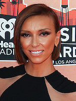 LOS ANGELES, CA, USA - MAY 01: Giuliana Rancic at the iHeartRadio Music Awards 2014 held at The Shrine Auditorium on May 1, 2014 in Los Angeles, California, United States. (Photo by Celebrity Monitor)