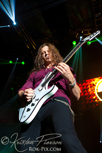 Megadeth perform at Gigantour 2013 at Mohegan Sun July 5 2013