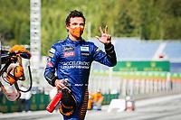 5th July 2020; Red Bull Ring, Spielberg Austria; F1 Grand Prix of Austria, Race Day;  4 Lando Norris GBR, McLaren F1 Team, Spielberg Austria