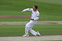 Dom Bess of Yorkshire celebrates taking the wicket of Nick Browne during Yorkshire CCC vs Essex CCC, Specsavers County Championship Division 1 Cricket at Emerald Headingley Cricket Ground on 5th June 2019