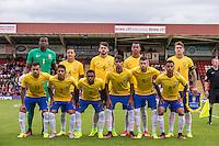 England U20 v Brazil U20 - 04.09.2016