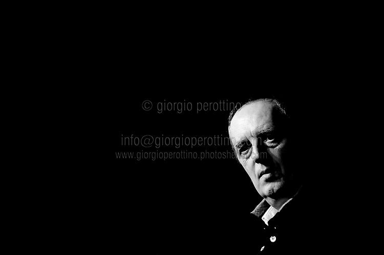 | Dario Argento - director |<br /> client: Salone del Libro di Torino - Turin Book Fair