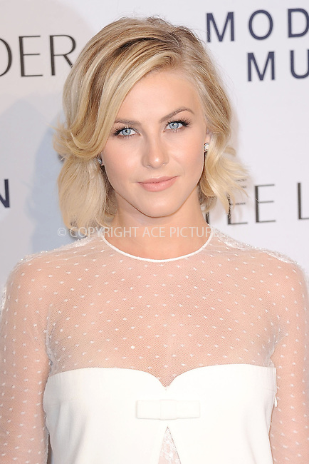WWW.ACEPIXS.COM<br /> September 12, 2013...New York City<br /> <br /> Julianne Hough attending the Estee Lauder 'Modern Muse' Fragrance Launch Party at the Guggenheim Museum on September 12, 2013 in New York City.<br /> <br /> Please byline: Kristin Callahan/Ace Pictures<br /> <br /> Ace Pictures, Inc: ..tel: (212) 243 8787 or (646) 769 0430..e-mail: info@acepixs.com..web: http://www.acepixs.com