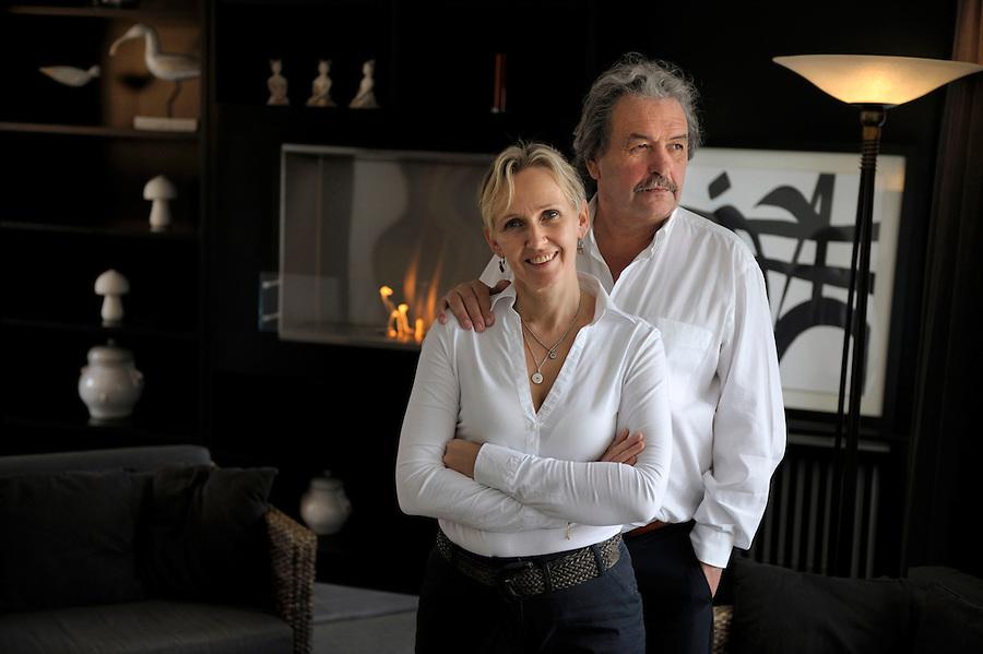 """Restaurant """"Du côté des Olivades"""" - Nancy et André Bourguignon - Le Paradou (13)"""