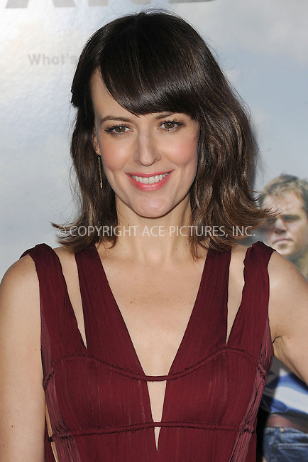 WWW.ACEPIXS.COM . . . . . .December 4, 2012...New York City....Rosemarie DeWitt attends the 'Promised Land' premiere at AMC Loews Lincoln Square 13 on December 4, 2012 in New York City ....Please byline: KRISTIN CALLAHAN - ACEPIXS.COM.. . . . . . ..Ace Pictures, Inc: ..tel: (212) 243 8787 or (646) 769 0430..e-mail: info@acepixs.com..web: http://www.acepixs.com .