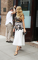 NEW YORK, NY-July 15: Blake Lively   going to the The Tonight Show with Jimmy Faaon in New York. NY July 15, 2016. Credit:RW/MediaPunch