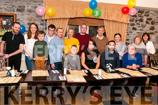 30th Birthday: Clare McDonnell, Listowel celebrating her 30th birthday with family & friends at Behan's Horseshoe Bar & Restaurant, Listowel on Friday night last.