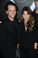 www.acepixs.com<br /> September 13, 2017  New York City<br /> <br /> Matthew Rhys and Keri Russell attending the 'Mother!' film premiere at Radio City Music Hall on September 13, 2017 in New York City.<br /> <br /> Credit: Kristin Callahan/ACE Pictures<br /> <br /> Tel: 646 769 0430<br /> Email: info@acepixs.com