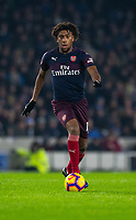 Arsenal's Alex Iwobi <br /> <br /> Photographer David Horton/CameraSport<br /> <br /> The Premier League - Brighton and Hove Albion v Arsenal - Wednesday 26th December 2018 - The Amex Stadium - Brighton<br /> <br /> World Copyright © 2018 CameraSport. All rights reserved. 43 Linden Ave. Countesthorpe. Leicester. England. LE8 5PG - Tel: +44 (0) 116 277 4147 - admin@camerasport.com - www.camerasport.com