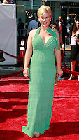 US actress Alison Sweeney arrives at the 35th Annual Daytime Emmy Awards held at the Kodak Theatre in Los Angeles on June 20, 2008.