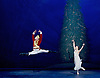 Nutcracker<br /> English National Ballet <br /> at The London Coliseum, London, Great Britain <br /> rehearsal <br /> 13th December 2016 <br /> Choreography by Wayne Eagling <br /> <br /> Alina Cojocaru as Clara <br /> <br /> James Forbat as Nutcracker <br /> <br /> <br /> <br /> <br /> Photograph by Elliott Franks <br /> Image licensed to Elliott Franks Photography Services