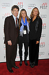 HOLLYWOOD, CA - NOVEMBER 08: Alan Horn and family arrive at the 'Lincoln' premiere during the 2012 AFI FEST at Grauman's Chinese Theatre on November 8, 2012 in Hollywood, California.