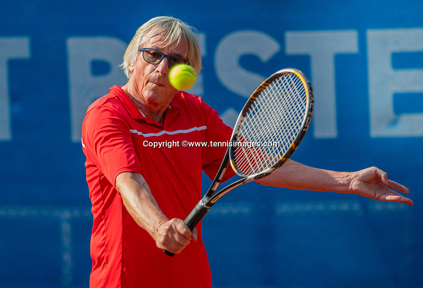 Hilversum, The Netherlands,  August 23, 2019,  Tulip Tennis Center, NSK, Willemjan Gutschmidt (NED)<br /> Photo: Tennisimages/Henk Koster