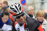 Danilo Hondo (Radioshack Leopard Trek) on the start line of the 56th edition of the E3 Harelbeke, Belgium, 22nd  March 2013 (Photo by Eoin Clarke 2013)