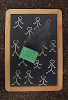 Foto simbolica sulla violenza sui minori..Symbolic images about violence on children...