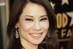 Lucy Liu Honored With Star On The Hollywood Walk Of Fame on May 01, 2019 in Hollywood, California.<br /> Lucy Liu 017